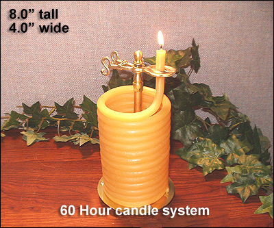 60 Hour Longlight Candle System